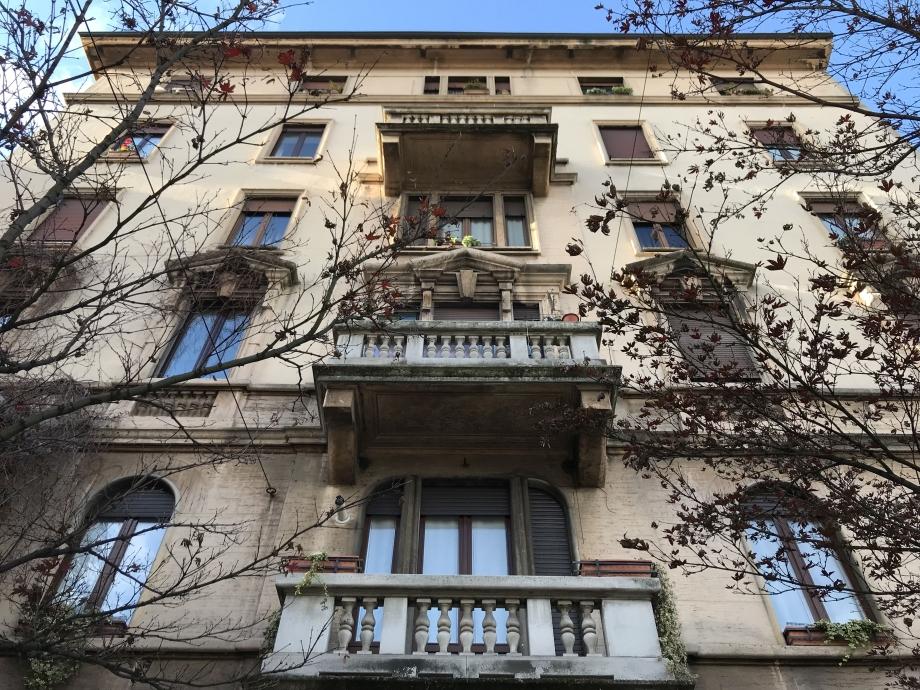Appartamento in condominio di 2 locali a milano di 50 mq for Casa milano vendita