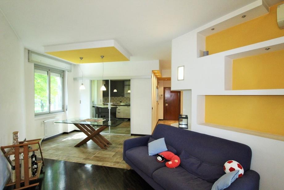 CINISELLO BALSAMO - Appartamento in condominio in vendita (ID: 6021)