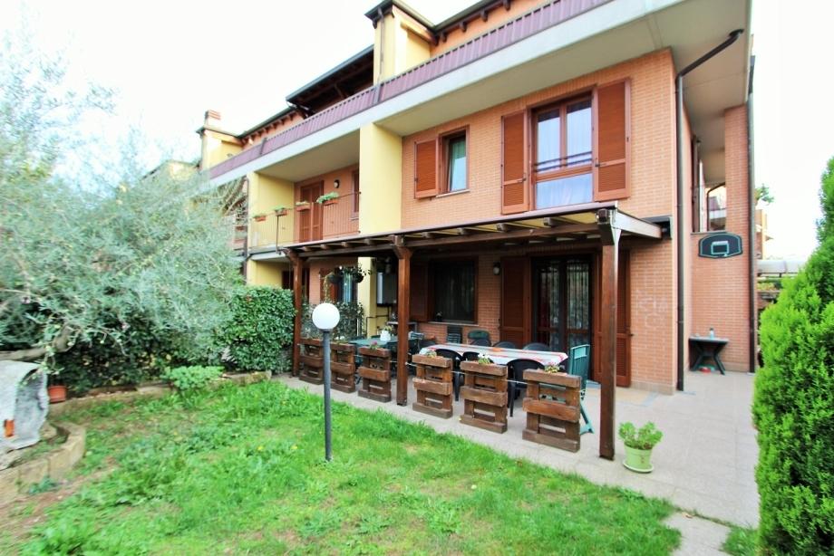 CINISELLO BALSAMO - Villa a schiera in vendita (ID: 6254)