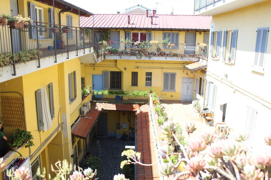 MILANO NIGUARDA - Casa di corte in vendita (ID: 6326)