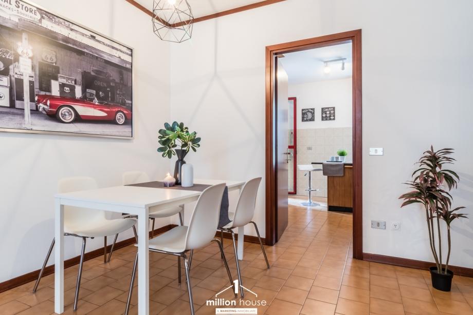 Appartamento in condominio di 3 locali MILANO BICOCCA di 96 mq
