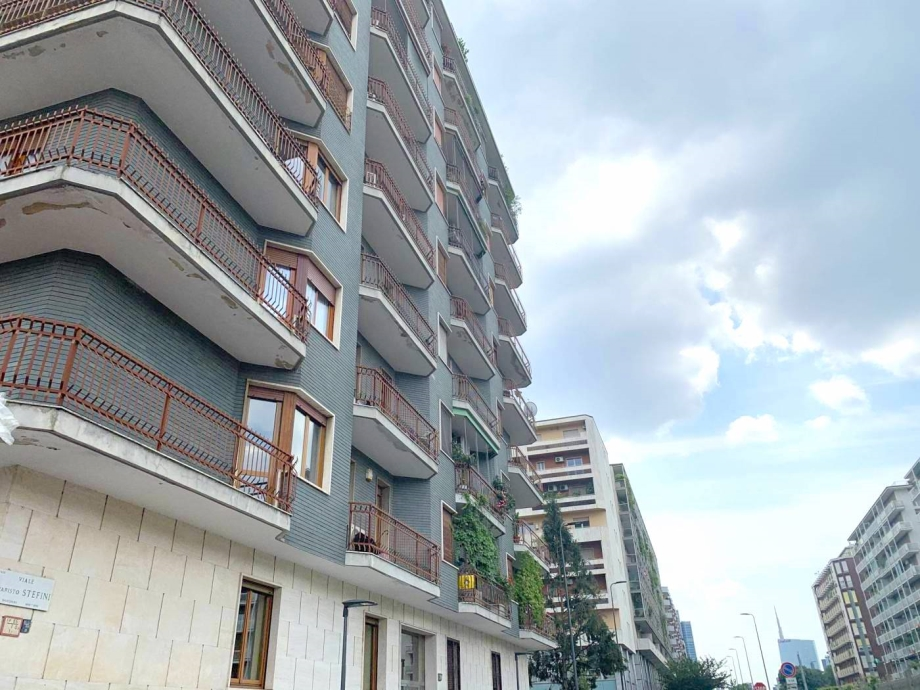 MILANO - MAGGIOLINA  - Appartamento in condominio in vendita (ID: 6495)