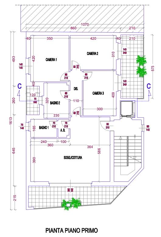 BRESSO - Appartamento in palazzina in vendita (ID: 6615)