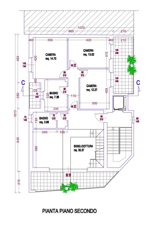 BRESSO - Appartamento in palazzina in vendita (ID: 6616)