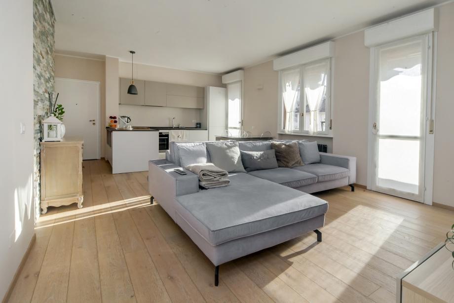 CUSANO MILANINO - Appartamento in palazzina in vendita (ID: 6634)