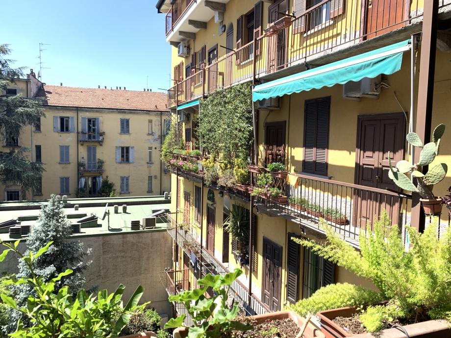 MILANO - Casa di ringhiera in vendita (ID: 6752)