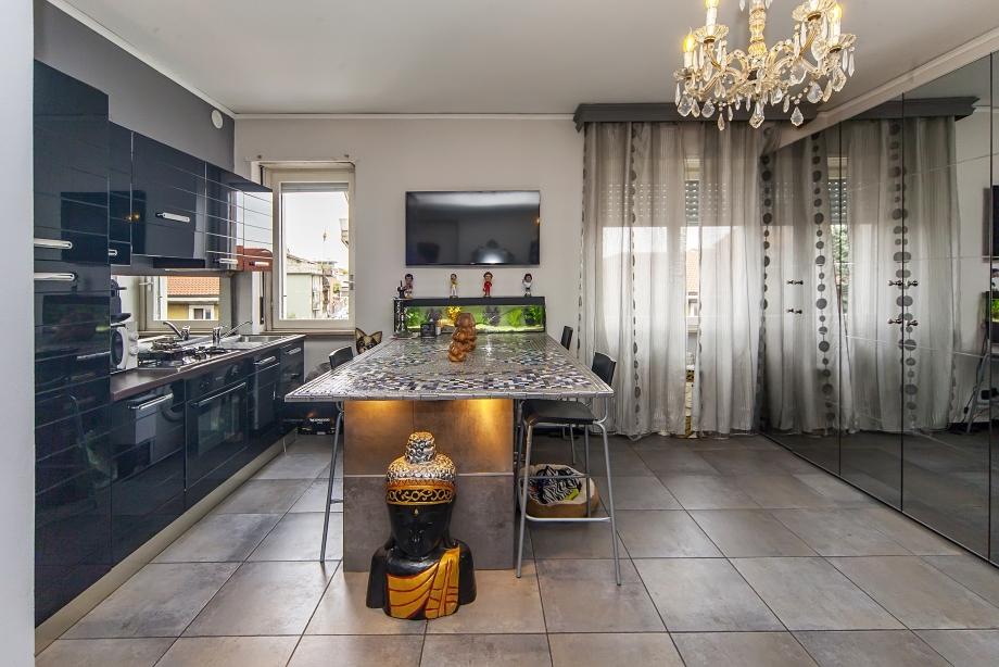 CUSANO MILANINO - Appartamento in palazzina in vendita (ID: 6753)