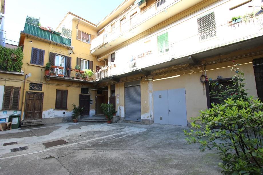 Casa di ringhiera di 2 locali MILANO NIGUARDA di 37 mq