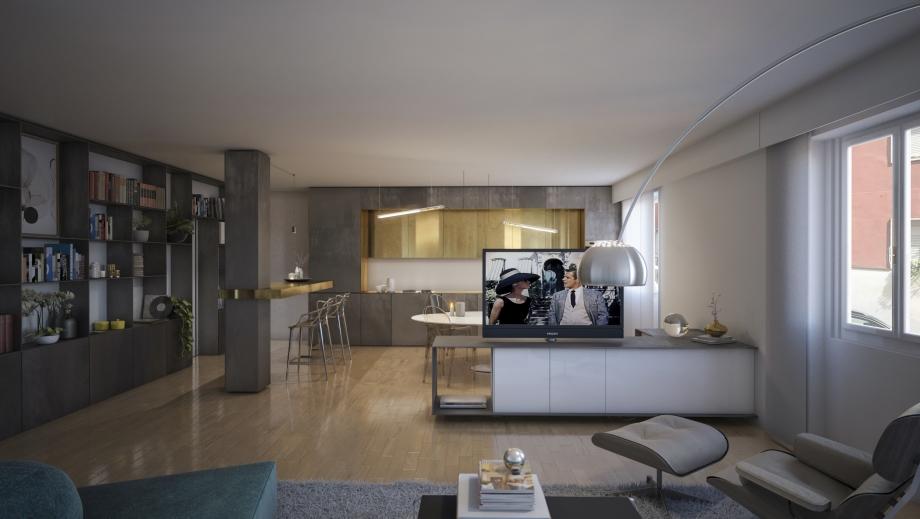 MILANO  - Appartamento in condominio in vendita (ID: 6790)
