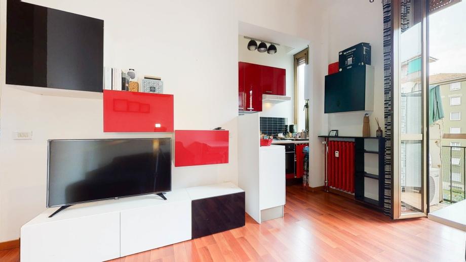 MILANO TESTI - Appartamento in condominio in vendita (ID: 6815)