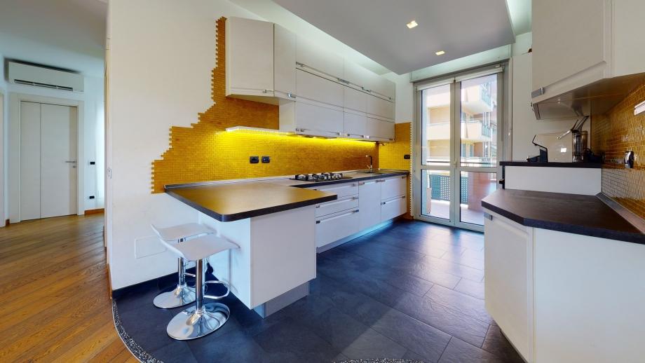 MILANO NIGUARDA  - Appartamento in condominio in vendita (ID: 6828)