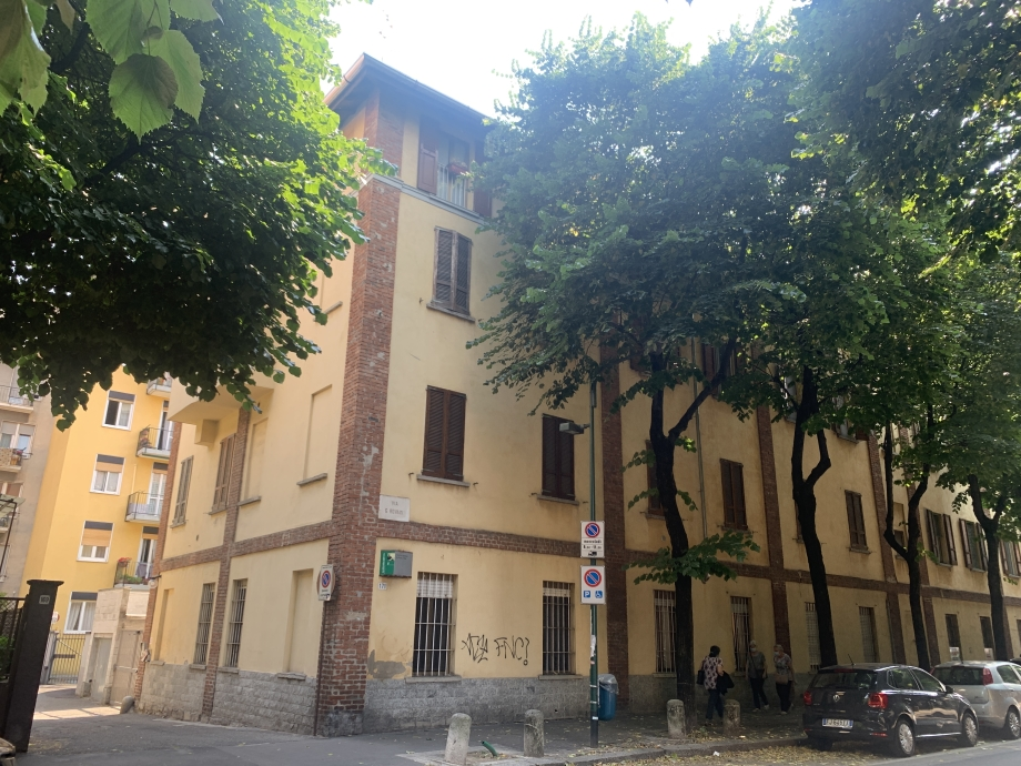 SESTO SAN GIOVANI - Casa di corte in vendita (ID: 6848)