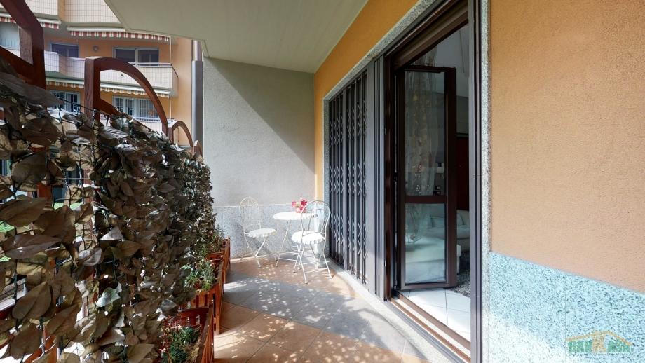 Appartamento in condominio di 3 locali MILANO NIGUARDA di 85 mq