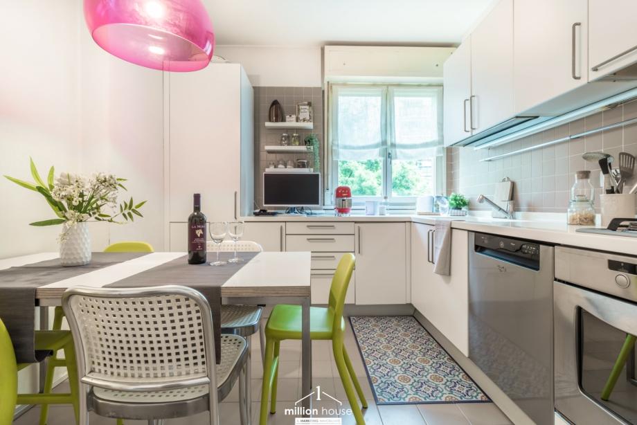Appartamento in condominio di 4 locali MILANO di 122 mq