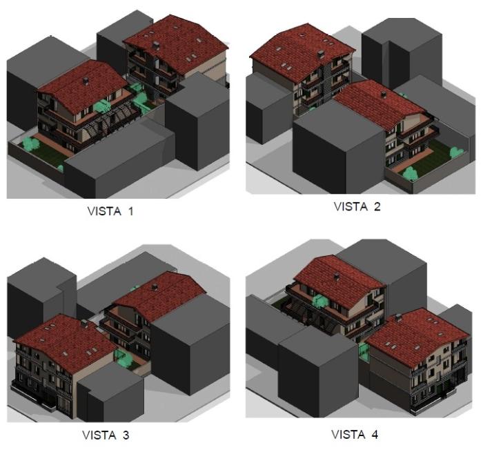 Case di nuova costruzione e cantieri a cusano milanino for Nuovi prestiti immobiliari